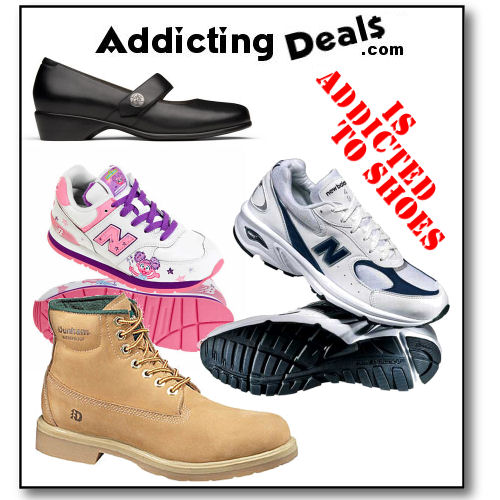 AddictingDeals Now Has Shoes