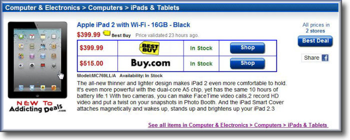 Compare Tablets
