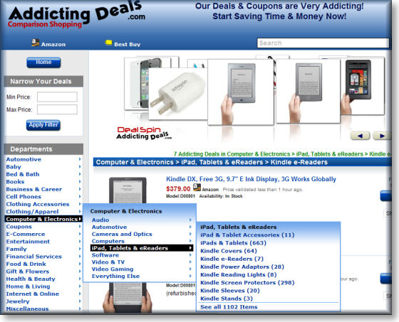 Shop for iPad, Tablets & eReaders